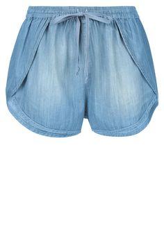 Seafolly Szorty jeansowe chambray