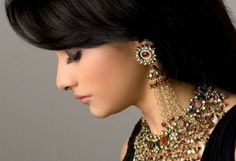 Indian Wedding Earrings | Bridal Costume jewelry,indian bridal jewelry online,bridal jewelry ...