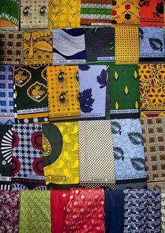 Gisenye village market - Rwanda