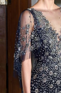 Marchesa at New York Spring 2016 (Details)