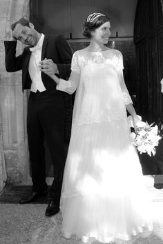 Delphine Manivet wedding dress.