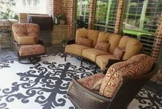 ... English Garden Deep Seating By Pride Family Brands Enjoy Your Outdoor  Room   Yard Art Patio ...