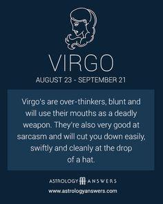 Virgo Girl ♏️