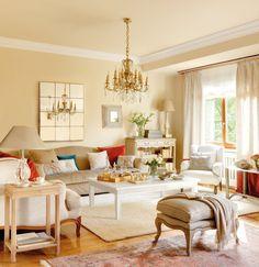 salones renovados por El Mueble · ElMueble.com
