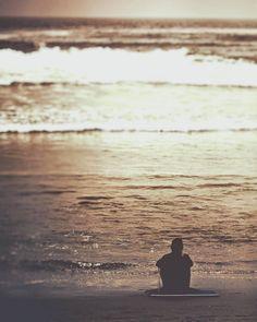 """A Zen Moment""  #leça #leçadapalmeira #praia #beach #surf #boadyboard #sunset #mar #ocean #waves #ondas #colorversion #nunomatosfotografia #nunomatos"