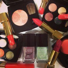 Первая информация о весенней коллекции Chanel 2015, дубль 2