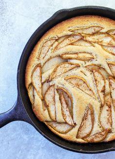 Cinnamon Pear Buckle Recipe on Yummly. @yummly #recipe