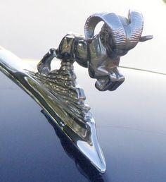 Dodge Ram, I want this hood ornament! Dodge Cummins, Dodge Trucks, Car Badges, Car Logos, Us Cars, Sport Cars, Cool Trucks, Cool Cars, Vintage Cars