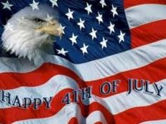 Wishing all my friends across the pond a HAPPY 4th of July