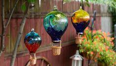 Vintage Edi-Sol Solar Light Bulb (Set of 2) - EchoValley.com Solar Light Bulb, Sun Solar, Solar Light Crafts, Solar Lights, Glass Garden Art, Metal Garden Art, Landscape Lighting, Outdoor Lighting, Garden Poles