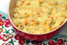 PANELATERAPIA - Blog de Culinária, Gastronomia e Receitas: Gratinado de Batata e Milho