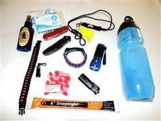 27 Items Every Prepper Should Carry While Traveling - I think this is a great list of items you can keep in a small bag in your car so that you'll have it at all times.
