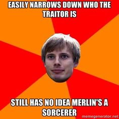 Oblivious Arthur via Meme Generator