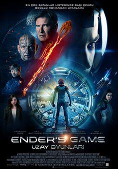 #EndersGame #UzayOyunları