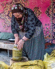 Anadolu'nun bereketi…  Yer: Tokat - Erbaa  Fotoğraf: Niyazi Gürgen