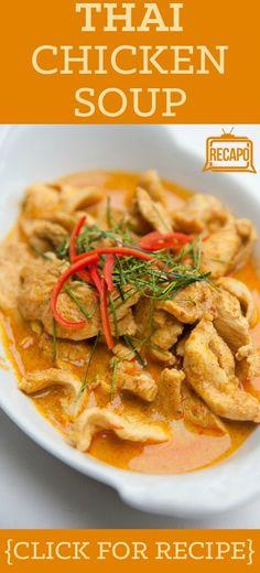 ... THAI COOKING on Pinterest   Thai Recipes, Thai Chicken and Pad Thai