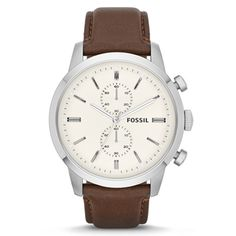 Buy Fossil FS4865 Brown Chronograph Watch by E TRADERS RETAIL, on Paytm, Price: Rs.9485?utm_medium=pintrest