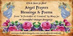 Postcards from the Angels - Comforting and encouraging messages from the angelic realm - Free Angel Cards - Mary Jac