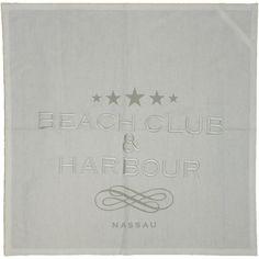 Ręcznik kuchenny Beach Club - BelleMaison.pl