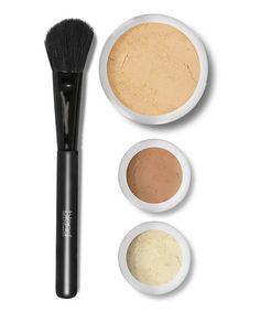 Love this Fair Face Contour & Highlighting Makeup Set by Blend Mineral Cosmetics on #zulily! #zulilyfinds
