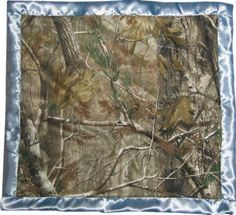 Camo baby blanket- they have both boy and girl blankets :) love love love