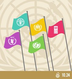 United Nations Day - October 24th International Festival, International Days, United Nations Day, United Nations General Assembly, 24 October, Public Holidays, International Relations, Special Day, Projects To Try