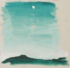 dappledwithshadow:Untitled, Georgia O'Keefe1958