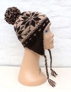 f0c06bbb92c Bonnet péruvien - explication tricot