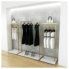 Fashion Shop Interior, Clothing Boutique Interior, Fashion Store Design, Clothing Store Design, Boutique Interior Design, Boutique Decor, Showroom Design, Clothing Store Displays, Retail Store Design