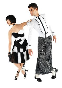 the ozdust ballroom costumes from wicked make me think of the night circus. Wicked Musical, Musical Theatre Broadway, Ballroom Costumes, Dance Costumes, Jeremy Taylor, Wicked Costumes, Night Circus, Lady And Gentlemen, Peplum Dress