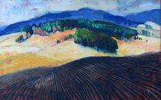 Miroslav Bucher olej 50x70 Miro, Painting, Painting Art, Paintings, Paint, Draw