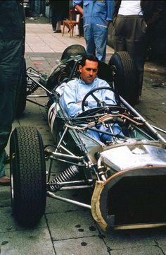 Jack Brabham GP Germany 1963