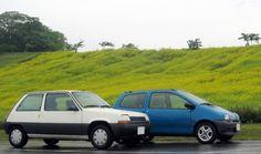 Renault Twingo & Renault 5
