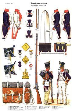 Infanterie de ligne 1804-1812 (pl 3) 2