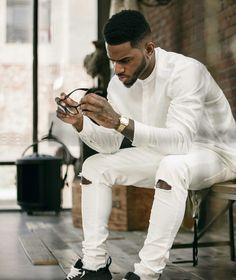 Find images and videos about bryson tiller on We Heart It - the app to get lost in what you love. Bryson Tiller Wallpaper, Man Crush Everyday, Handsome Black Men, Black Boys, Black Man, Comme Des Garcons, Fine Men, Mode Style, Men's Style