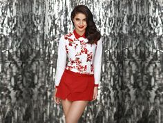 Lookbook - Plains and Prints Summer Office Casual, Anne Curtis, Cool Girl, My Design, Short Dresses, Casual Outfits, Mini Skirts, My Style, Holiday