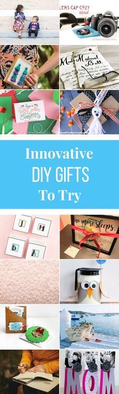 42 Innovative DIY Gifts To Try