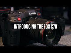 Canon presenta una nueva cámara de cine que combina lo mejor de la gama EOS Cinema y las actuales Canon EOS R. Una propuesta de alto nivel
