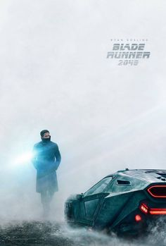 Neues Poster zu Blade Runner 2049