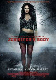 A gallery of Jennifer's Body publicity stills and other photos. Featuring Megan Fox, Amanda Seyfried, Johnny Simmons, Diablo Cody and others. Adam Brody, Jennifer's Body, The Vampire Diaries, Amanda Seyfried, Body Movie, Fox Actress, Megan Fox Photos, Megan Denise Fox, Teen Movies