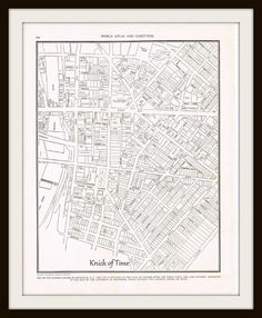 Antique Map - ROCHESTER  NEW YORK - 1939 Map Page by KnickofTime, $11.50