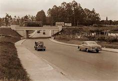 1952, Avenida Ibirapuera