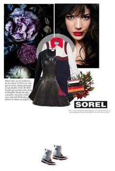 """""""Introducing the 2015 Winter Collection from SOREL: Contest Entry"""" by crazydita ❤ liked on Polyvore featuring мода, SOREL, IVI, Anja, Therapy, Prada, Nearly Natural, Balmain, Valentino и sorelstyle"""
