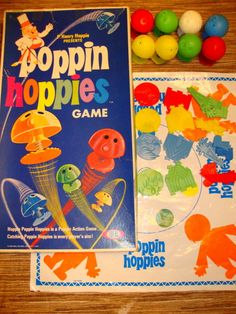 Yep, had these. You know...you squish 'em down, then wet yourself when they all pop up.
