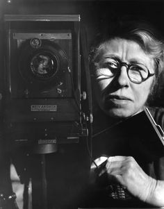 """...I can't recreate my feelings about how I happened to do this or that, because a lot of my stuff was done without any motivation, more than just what I call having a good time fooling around."" ~ Imogen Cunningham, photographer. She continued to work until she died at 93."
