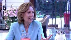 Embaixadora americana se diz fã de novelas brasileiras