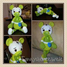 Fannysbuntewelt: Teddy Teo