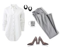"""""""Simple Monday."""" by iutta on Polyvore featuring Lands' End, rag & bone and Bling Jewelry"""