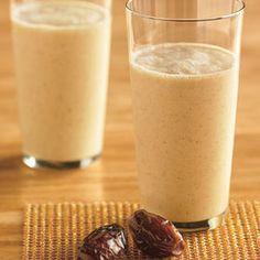 Vanilla-Date Breakfast Smoothie  Recipe - Edamam