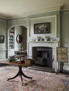 The Oriental Room at Fenton House, also redecorated by John Fowler. ©National Trust Images/John Hammond
